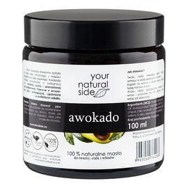 Masło Awokado
