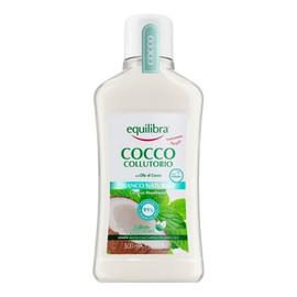 Cocco collutorio mouthwash płyn do płukania jamy ustnej kokos