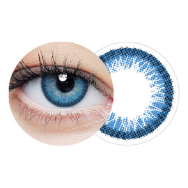 Clearcolor 1-day light blue jednodniowe kolorowe soczewki kontaktowe cl240-1.75 10szt