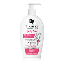 Kremowa Emulsja do higieny intymnej Baby Girl