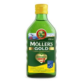 Gold tran norweski suplement diety cytrynowy