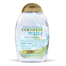 Szampon nawilżająco-odżywczy z wodą kokosową