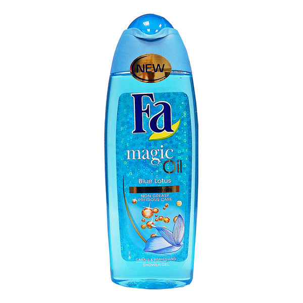 Fa Magic Oil Blue Lotus Żel Pod Prysznic 400ml