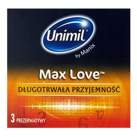 Prezerwatywy 3szt