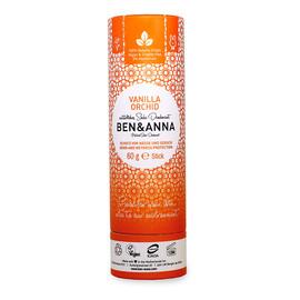 naturalny dezodorant na bazie sody sztyft kartonowy Vanilla Orchid