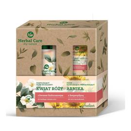 Zestaw prezentowy Herbal Care (Płyn micelarny Kwiat Róży 400ml+Krem Arnika 50ml)