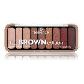 The Brown Edition Paleta cieni do powiek