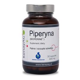 Piperyna suplement diety 30 kapsułek