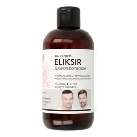 szampon do włosów Pomidor Aloes Groszek