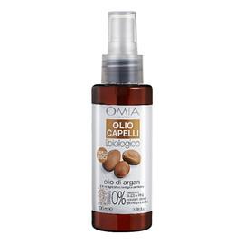 Olej - Spray do Włosów z Olejkiem Arganowym