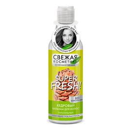 Balsam cedrowy odżywczy do włosów