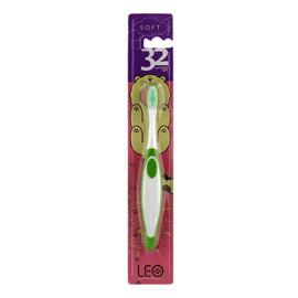 32 PEARLS Szczoteczka do zębów dla dzieci LEO