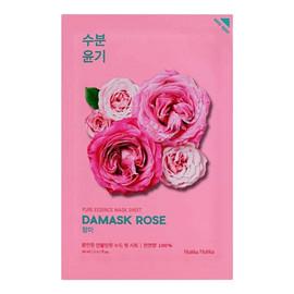 Damask Rose, Maseczka do twarzy z ekstraktem z dzikiej róży nawilżająco - wygładzjąca 1 szt.