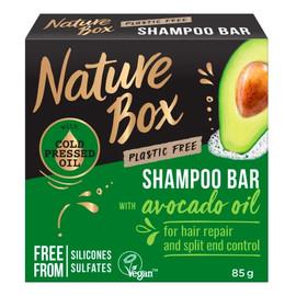 Shampoo bar szampon do włosów w kostce avocado oil