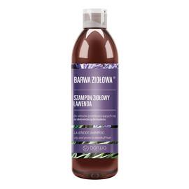 szampon do włosów przetłuszczających się ze skłonnością do łupieżu Lawenda
