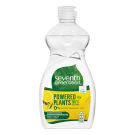 Powered by plants hand dish wash płyn do mycia naczyń fresh citrus & ginger scent