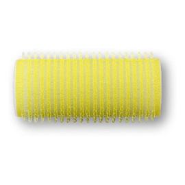 Wałki do włosów Velcro Q25 miękkie (3387) 8szt