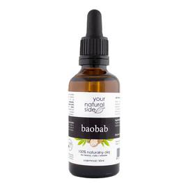 100% Naturalny olej z baobabu