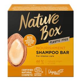 Nourishment shampoo bar odżywczy szampon do włosów w kostce z olejkiem arganowym