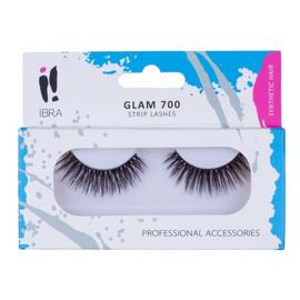 Makeup Sztuczne Rzęsy na Pasku Glam 700