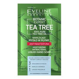 Tea Tree Nawilżające Mydło w płynie antybakteryjne -saszetka