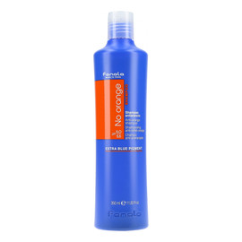 Anti-Orange Shampoo Szampon niwelujący miedziane odcienie do włosów ciemnych farbowanych