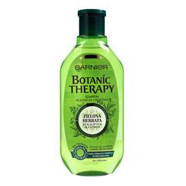 Szampon do włosów normalnych i przetłuszczających Zielona Herbata