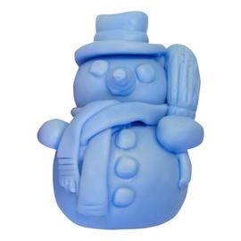 Niebieski Bałwanek naturalne mydło glicerynowe Owocowy