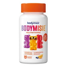 Żelki dla dzieci suplement diety multiwitamina 60szt.