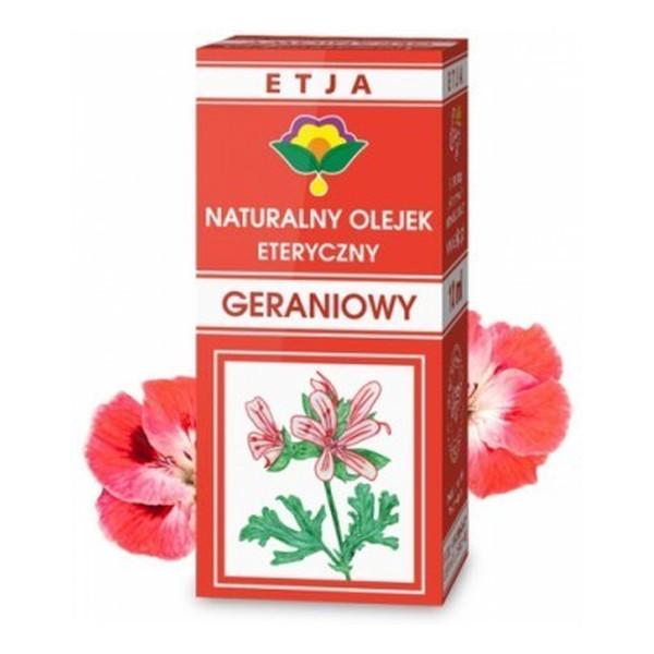 Etja Olejek eteryczny geraniowy 10ml