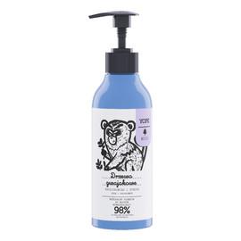 Naturalny szampon wzmacniający drzewo gwajakowe, kadzidłowiec, żywica