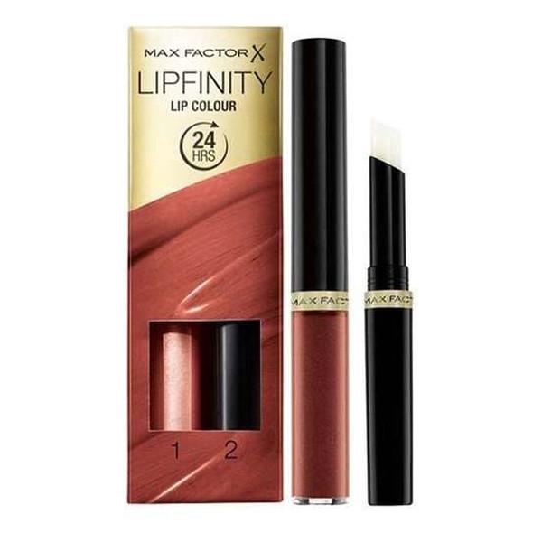 Max Factor Lipfinity Lip Colour pomadka do ust 2,3 ml + Top Coat 1,9g