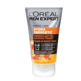 Hydra Energetic energetyzujący żel do mycia twarzy
