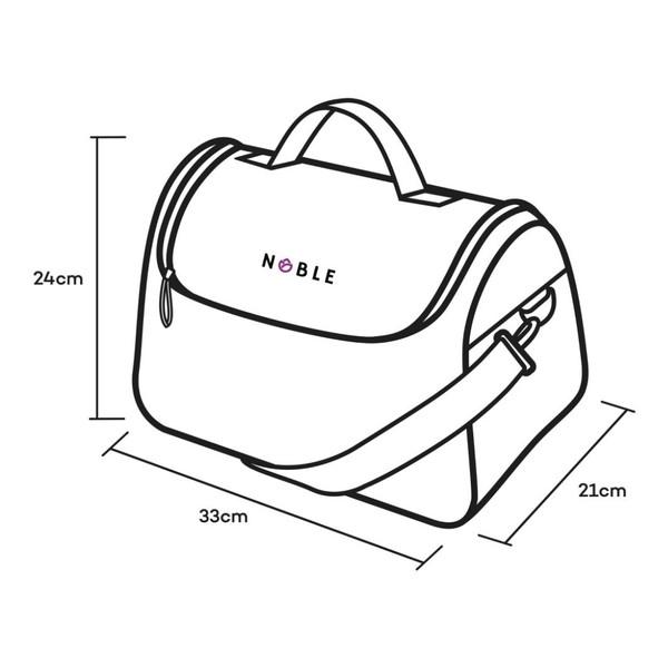 Noble BLOSSOM Kuferek na kosmetyki B003