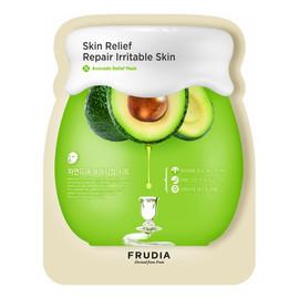 Odżywczo-regenerująca maska do twarzy dla skóry wrażliwej