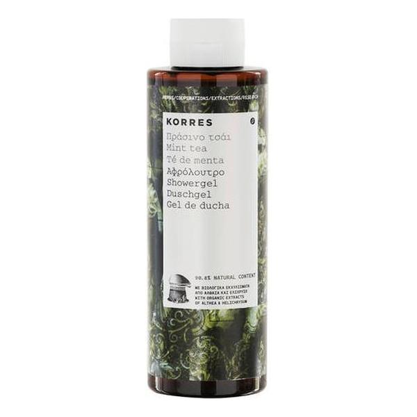 Korres Mint Tea Showergel Żel pod prysznic Herbata Miętowa 250ml