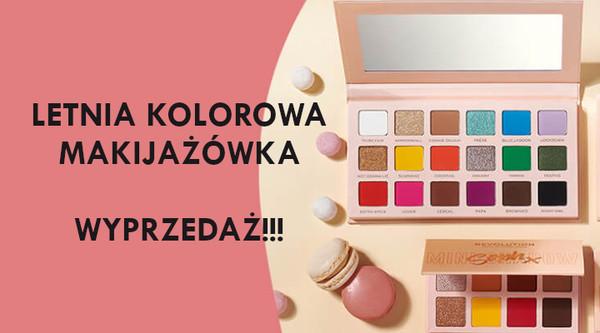 Letnia kolorowa makijażówka! WYPRZEDAŻ :-)