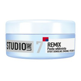 Remix Pasta Modelująca Do Włosów