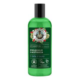 Naturalny szampon do włosów oczyszczający