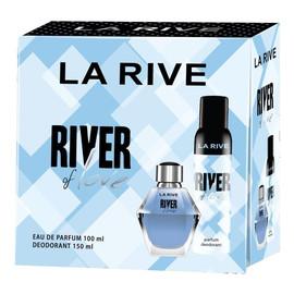 for Woman River Of Love Zestaw prezentowy woda perfumowana + dezodorant spray