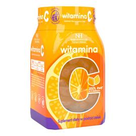 witamina C suplement diety w postaci żelek