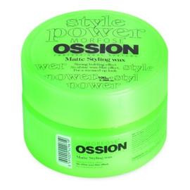 Ossion matte styling wax matujący wosk do stylizacji włosów