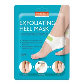 Exfoliating Heel Mask maska złuszczająca na pięty 1 para