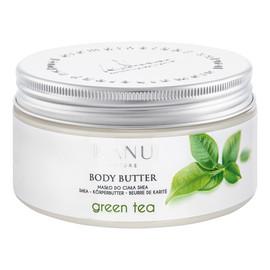 Body butter masło do ciała zielona herbata