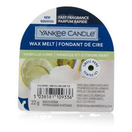 Wax melt wosk zapachowy vanilla lime