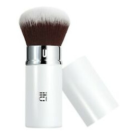Pędzel Kabuki do podkładu mineralnego MU201 Retractable Kabuki Brush for mineral foundation