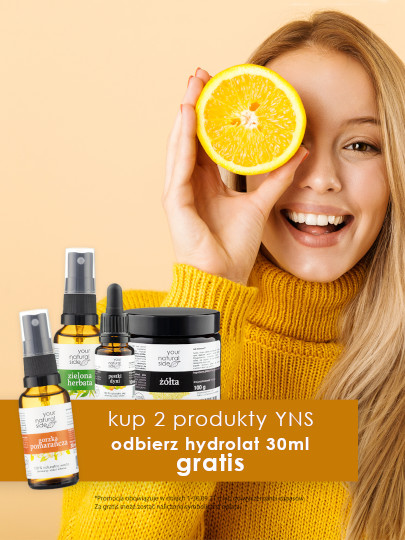 2 x YNS | hydrolat gratis