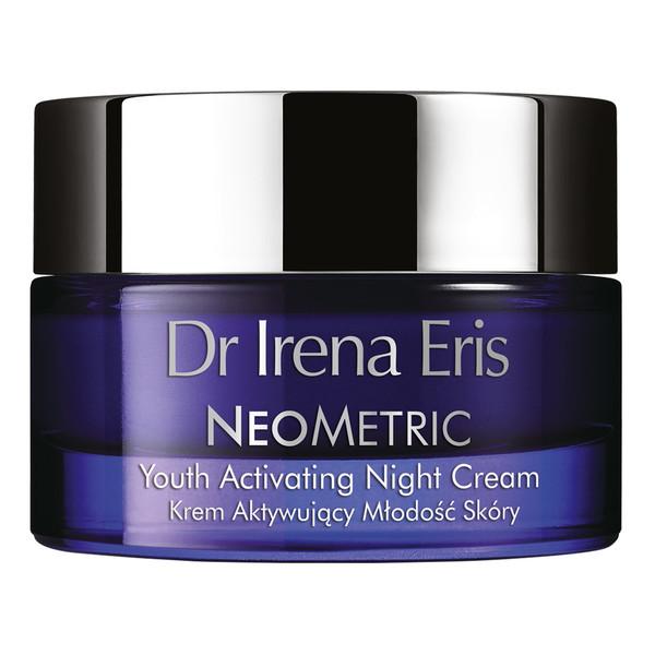 Dr Irena Eris Neometric KREM AKTYWUJĄCY MŁODOŚĆ SKÓRY NA NOC 50ml