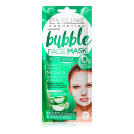 Maska w płachcie Bubble Aloes