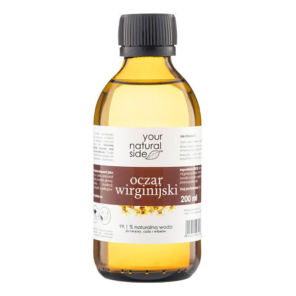 Your Natural Side Hydrolat oczar wirginijski 200ml